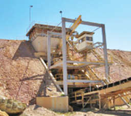 Gold Plant Crusher